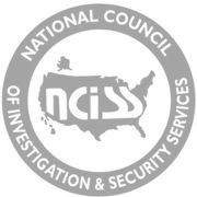 National Council of Investigation & Security Services Logo Black & White